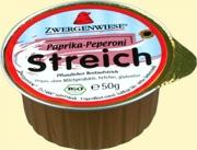 Zwergenwiese Mini-Streich Paprika-Peperoni